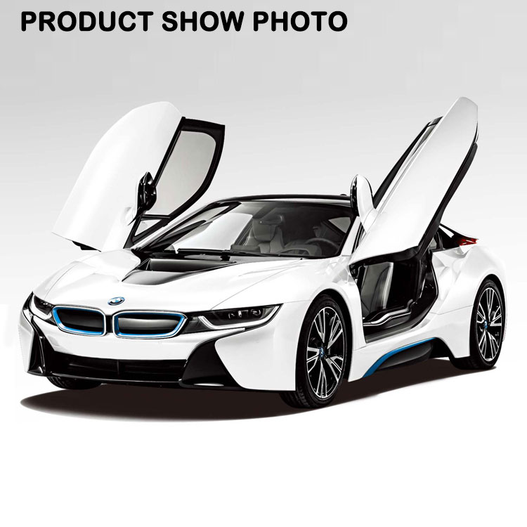 R C 1 14 Bmw I8 Open Door By Rc With Usb Charging Cable Matt Black